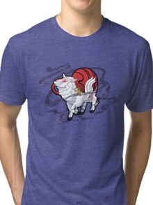 Kasugami - Okami Tri-blend T-Shirt