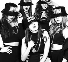 4Minute - Crazy by drdv02