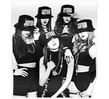 4Minute - Crazy Poster