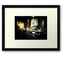 I Heart Melbourne Framed Print