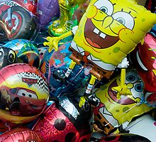 Funny balloons by Klaus Offermann