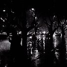 Rainy Night by raoulphoto
