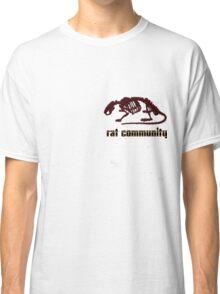 rat community Classic T-Shirt