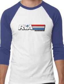 RVA - A Real Local Hero! USA Men's Baseball ¾ T-Shirt