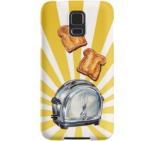 Toast and Toaster Samsung Galaxy Case/Skin
