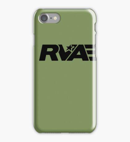 RVA - A Real Local Hero! iPhone Case/Skin