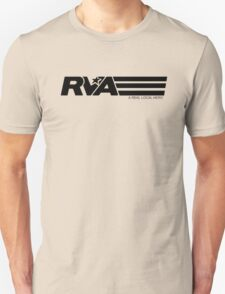 RVA - A Real Local Hero! Unisex T-Shirt
