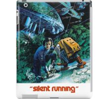 Silent Running iPad Case/Skin