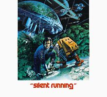 Silent Running Men's Baseball ¾ T-Shirt