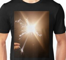 4th Of July Sparkler Unisex T-Shirt