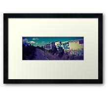 single point sandringham Framed Print