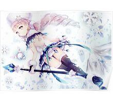 H-Scene: Ice Princess Poster