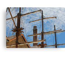 Campbell's Cove, Sydney Harbour Australia Canvas Print
