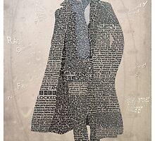 Sherlock Typography by SkahfeeStudios