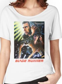 Blade Runner Movie Shirt! Women's Relaxed Fit T-Shirt