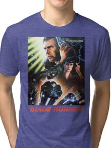 Blade Runner Movie Shirt! Tri-blend T-Shirt