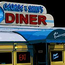 Diner #1 by James Howe