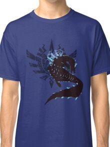 Abyssal Lagiacrus - Sunset Shores Classic T-Shirt