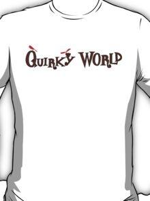 Quirky World Logo Tee T-Shirt