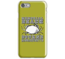 MEMORIAL BEACH iPhone Case/Skin