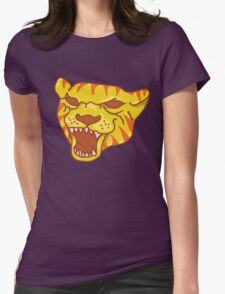 Fists of Fury Womens Fitted T-Shirt