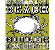 MEMORIAL BEACH Photographic Print