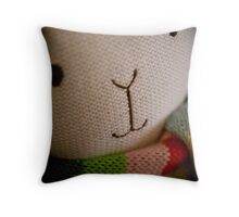 Meet 'Lamby' Throw Pillow