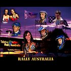 Rally Australia by Peter Evans