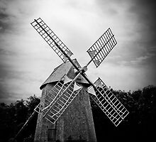 Windmill by heathergreen