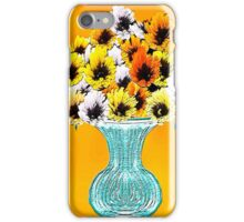 Curly Tulips iPhone Case/Skin