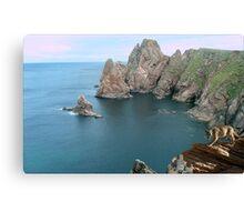 1077A-Cougar Rocks Canvas Print