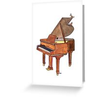 Song Birds Greeting Card