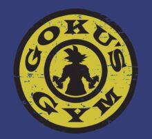 Goku's Gym by Battriez