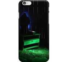 3.3.2015: Light Painting from Barn iPhone Case/Skin