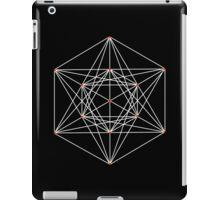 Metatron's Cube #1 iPad Case/Skin