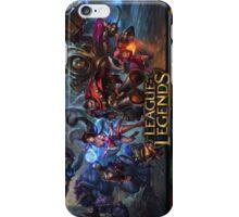 League of Legends 3 iPhone Case/Skin