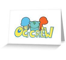 OG Starters Greeting Card