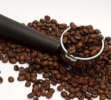Portafilter Espresso by Duncan Payne