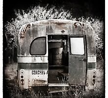 """ The Old Bus ""  #03 by Malcolm Heberle"