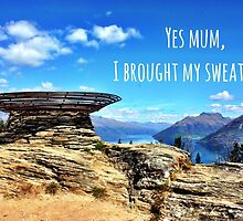 Yes Mum by irishkiwipcards
