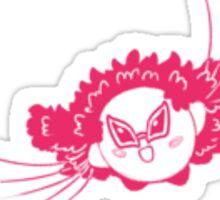 Kirby Mingo Sticker