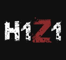 H1Z1: Title - White Ink by Djidiouf