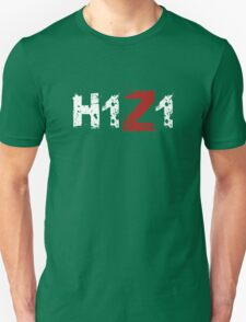 H1Z1: Title - White Ink T-Shirt
