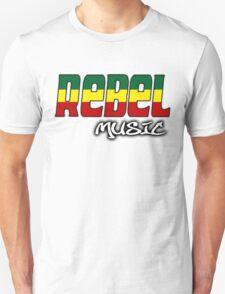 Rebel Music Unisex T-Shirt