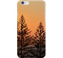 Gold Coast Sunset iPhone Case/Skin