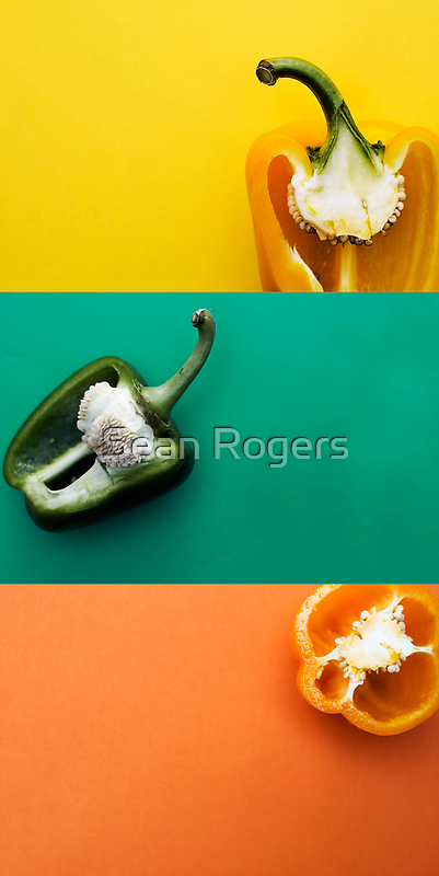 Pepper Combo by Sean Rogers