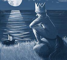 the king of all wild things by Str4yk1tt3n