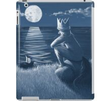 the king of all wild things iPad Case/Skin