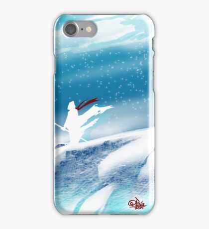 Ice Hands iPhone Case/Skin