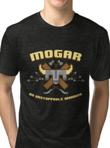 Mogar is Ready Tri-blend T-Shirt